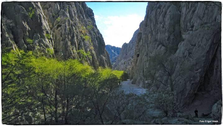 Kanjon Velike Paklenice