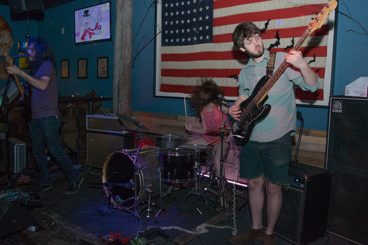 Student band Peyote Coyote hosts EP release show