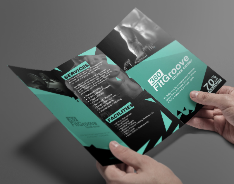 The Differences Between Flyers and Brochures brochure