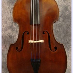 SOLD:  Roderich Paesold Double Bass
