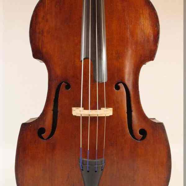 SOLD: Italian Double Bass c1780
