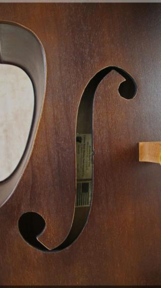 Ub Standard Plywood Uright Bass