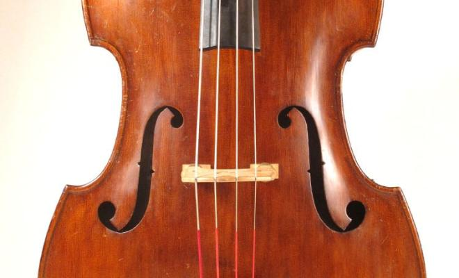 Wilfer Double Bass 1991 – Emanuel Wilfer Germany