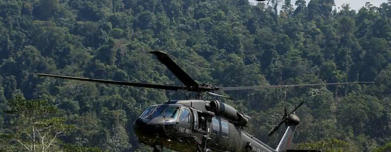 Ejército rescata a 18 pescadores secuestrados por ELN en Bolívar