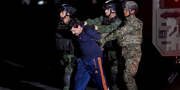Así fue el operativo de la recaptura del 'Chapo' Guzmán