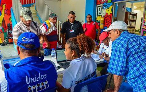 Iniciaron jornadas descentralizadas de atención a las víctimas en Carepa