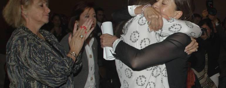 Ingrid Betancourt lamenta oposición a la paz y pide al país rodear el proceso