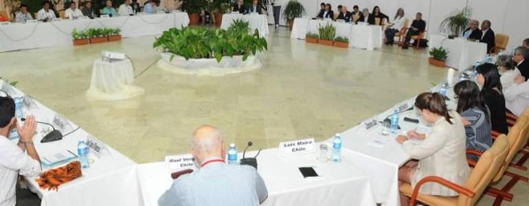 Semana definitiva en el proceso de paz