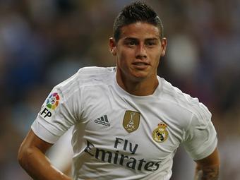 Voy a luchar por ganarme el puesto en el Madrid. Ese es mi sueño: James Rodríguez