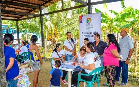 Carepa Positiva se desplaza hasta diferentes sectores rurales con ofertas institucionales