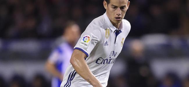 """Así reaccionaron los medios españoles a la """"despedida"""" de James del Madrid"""
