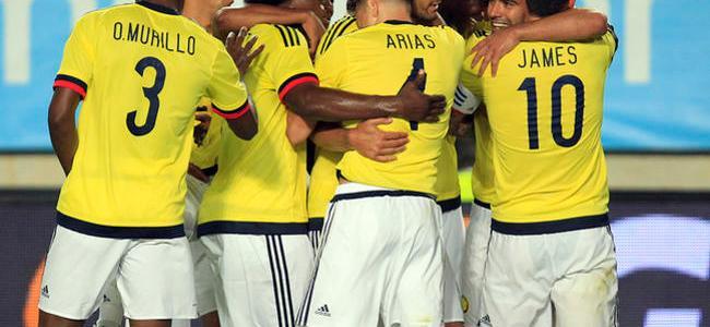 Selección Colombia cae tres puestos en la clasificación FIFA