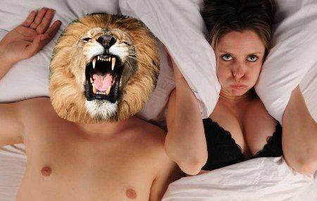 Si tu pareja ronca y ronca necesita este batido URGENTE!