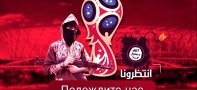 Estado Islámico lanza su primera amenaza contra el Mundial de Rusia 2018