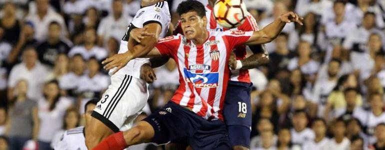 Junior cayó ante Olimpia y deberá ganar en Barranquilla para seguir en Copa