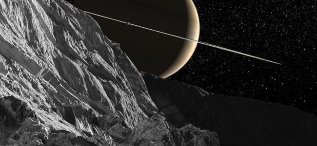 Saturno se está quedando sin sus anillos en gran velocidad, informa la NASA