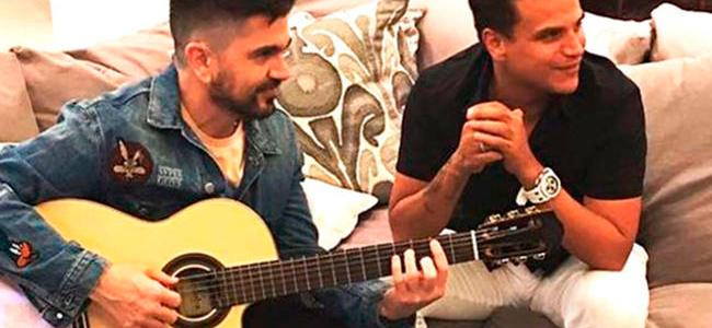"""Qué periodismo tan chimba"": Silvestre defiende a Juanes por ataque de portal web"