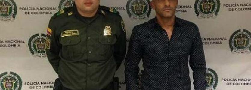 Condenan a 5 años a exfutbolista Diego León Osorio por tráfico de drogas