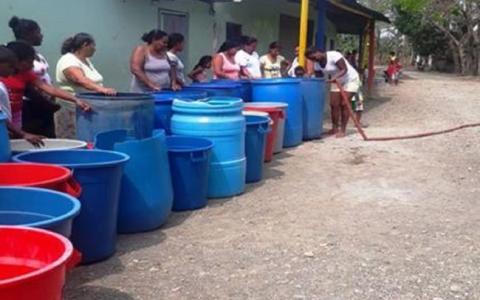Declaran calamidad pública en tres municipios de Urabá por falta de agua