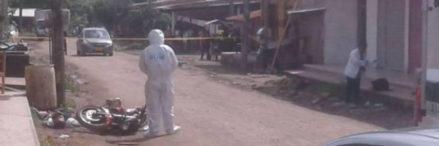 Dos policías  fueron asesinados  en Turbo