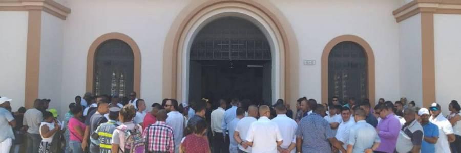 En Bello y en Apartadó se cumplieron exequias de escoltas de UNP