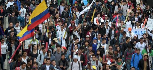 """Altas cortes, Fiscalía y Procuraduría piden que paro nacional sea """"pacífico"""""""