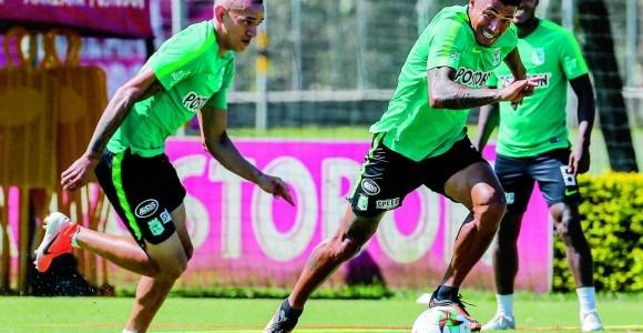 Nacional-Palmeiras, un encuentro muy atractivo