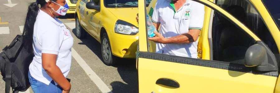 En carepa  se adelantan Jornadas de inspección a trasportadores