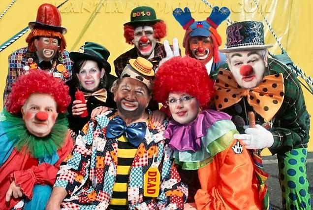Repug Clowns