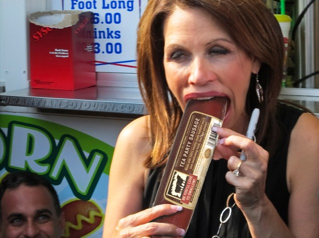 Bachmann's Tea Party Sausage
