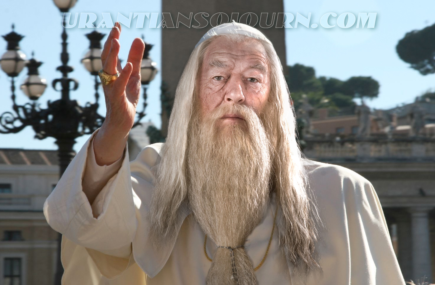 POPE DUMBLEDORF