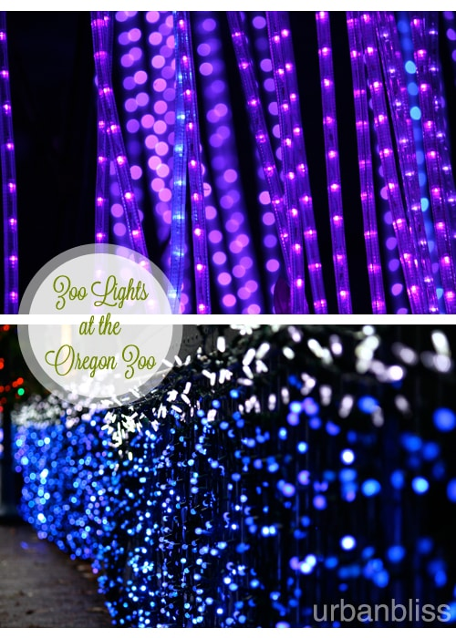 Zoo Lights - Oregon Zoo