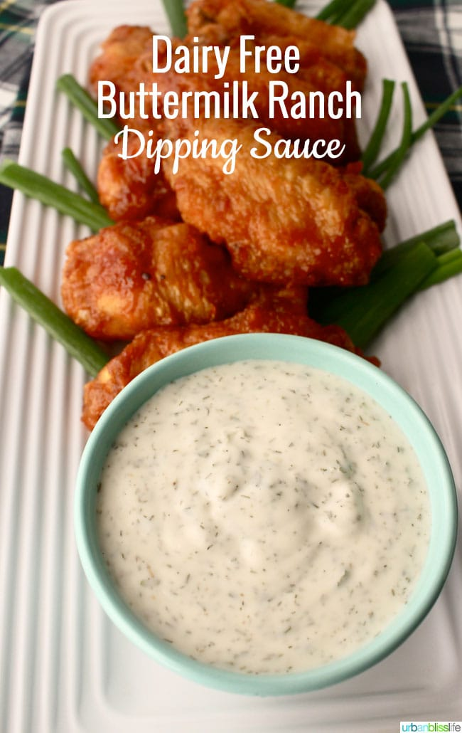 Buttermilk Ranch Dipping Sauce Recipes — Dishmaps