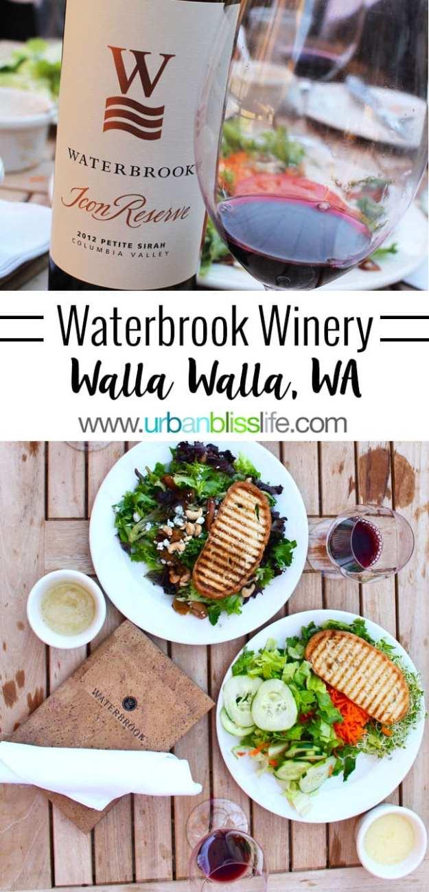 Wine Bliss: Waterbrook in Walla Walla, Washington