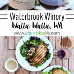Waterbrook Winery in Walla Walla, Washington on UrbanBlissLife.com