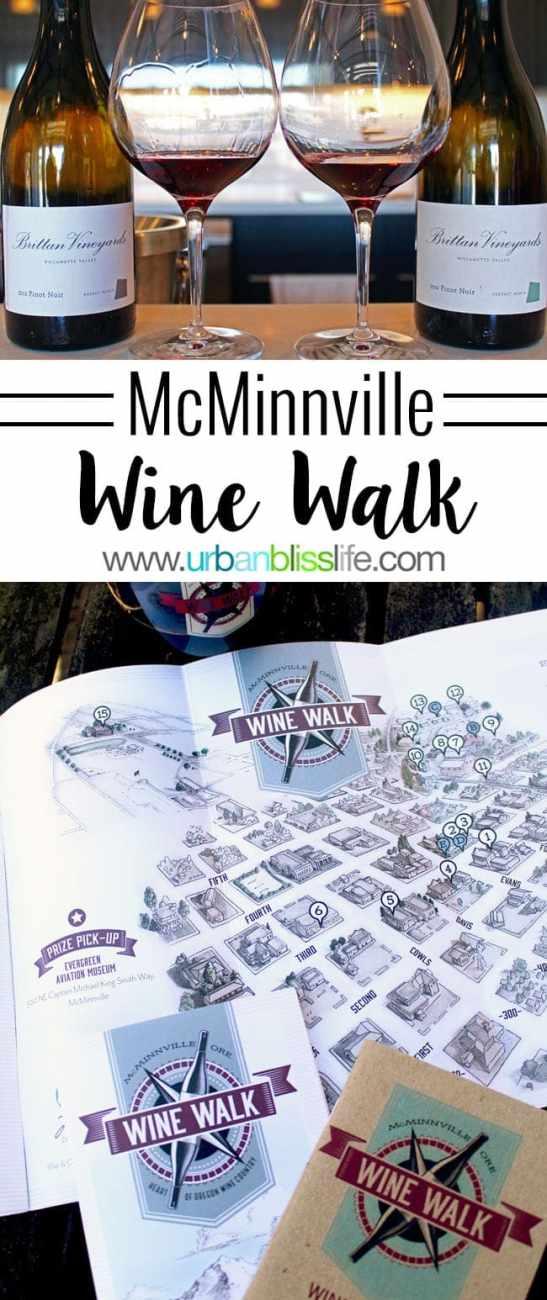 Wine Bliss: McMinnville Wine Walk