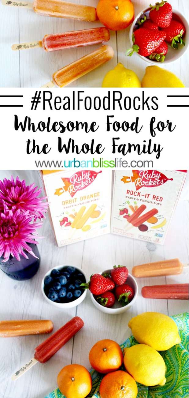 FOOD BLISS: Choosing Wholesome Food for the Whole Family