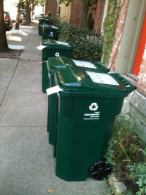 Cincinnati Recycling Cart