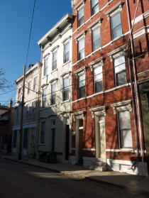 Over-the-Rhine Rowhouses