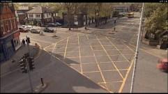 Poynton Intersection Before