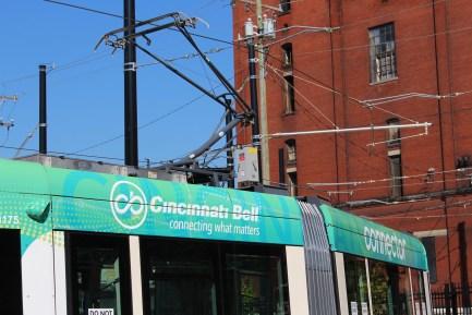 Cincinnati Bell Connector Top Branding 1