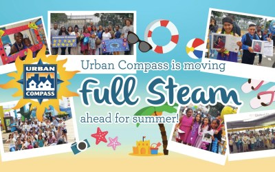 Full STEAM Ahead for Summer!