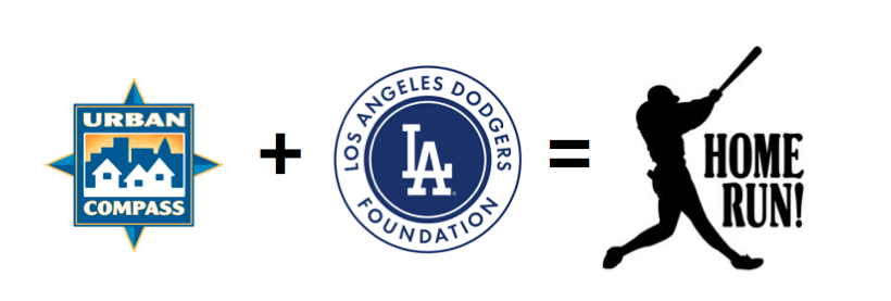 LA Dodgers Foundation supports UC Kids!