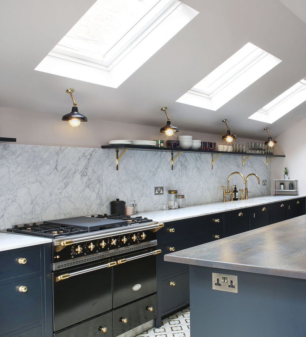 kitchen ceiling lighting kensal rise project kitchen ceiling lights