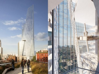 Kohn Pederson Fox Associates - Hudson Yards
