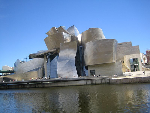 Muse Guggenheim Bilbao1 Un Guggenheim  Helsinki ? 