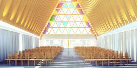 Christchurch Cathedral 460x230 Shigeru Ban, architecte de lurgence et du carton