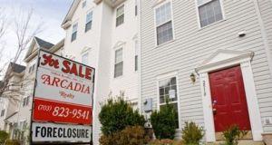 Si des mesures ont été prises, aucun plan spécifique n'a été conçu pour l'immobilier. | AFP/PAUL J. RICHARDS