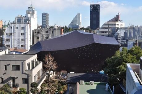 Toyo ito -za koenji theatre