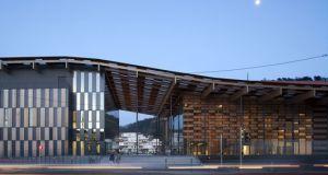 Cité des Arts et de la Culture de Besançon